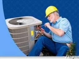Ремонт и обслуживание кондиционеров, сплит-систем