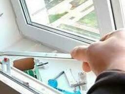 Ремонт и регулировка пластиковых окон в Астане.