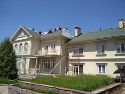 Ремонт крыши и кровли