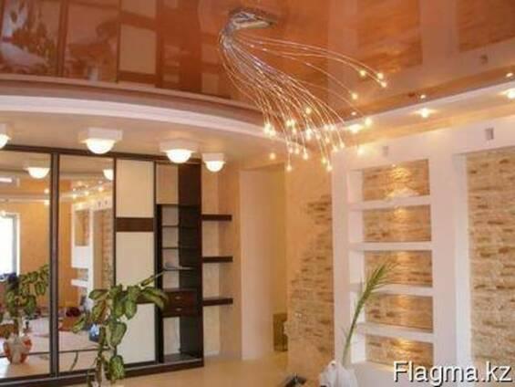 Ремонт квартир и офисов в Алматы