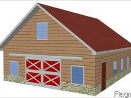Ремонт и замена кровли крыш. Капитальный и частичный.