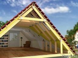 Ремонтируем крышу и мансард в Астане