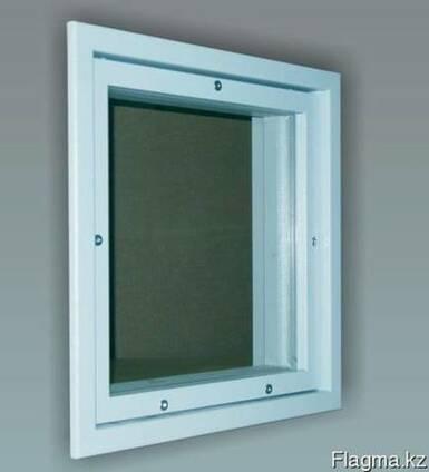 Рентгенозащитное-окно