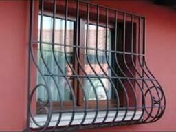 Решетки на окна любой сложности кратчайшие сроки скидки - фото 2