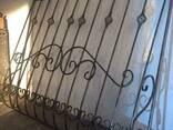 Решетки на окна любой сложности кратчайшие сроки скидки - фото 5