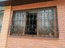 Решетки на окна не дорога СеверСталь