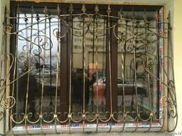 Решетки на окна не дорого алматы - фото 4
