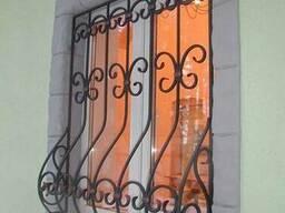 Решетки на окна не дорого алматы - фото 6
