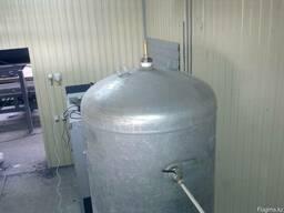 Ресиверы-воздухосборники для компрессорных станций
