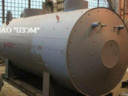 Резервуар горизонтальный стальной РГС от производителя