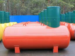 Резервуары подземного размещения отопительные,с высоким...