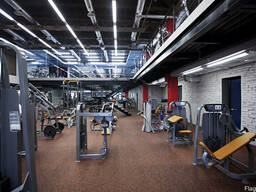 Резиновое покрытие для фитнес залов - фото 2