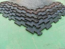 Резиновое покрытие для фитнес залов - фото 3
