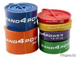 Резиновые петли BanD4Power комплект (нагрузка 3 - 54 кг)