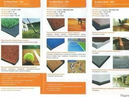 Резиновые рулонные подложки Basic 650/1000/1200