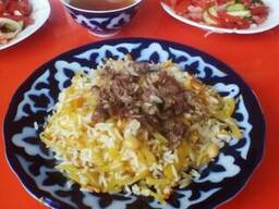 Рис Узбекистан