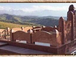 Ритуальные памятники на могилу, мусульманские памятники