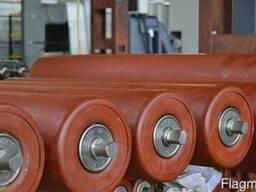 Ролики конвейерные Д 89 мм. 190 мм.