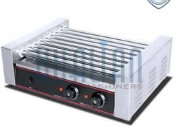 Роликовый гриль для хот догов HHD-09 электрический гриль