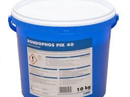 Rondophos PIK40 подготовка котловой и отопительной воды