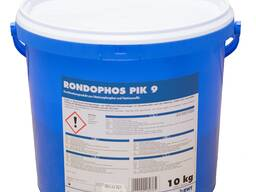 Rondophos PIK9 подготовка котловой и отопительной воды
