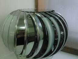 Roof turbine крышная турбина . Турбовент . Роторный дефлекто