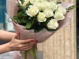 Розы Алматы! Свежие цветы! Низкие цены! Звоните!