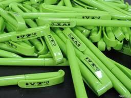 Ручки с логотипом. Тампопечать.