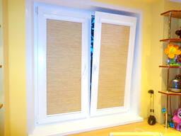 Рулонно-касcетные шторы (Система UNI)
