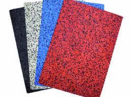 Рулоно резиновое покрытия для тренажерных залов