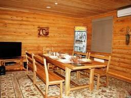 Русская баня из бревна, Срубы, Сауны, финская баня - фото 3