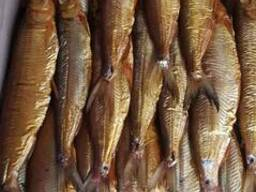 Рыба копченая Рипус, Пелядь, Нельма.