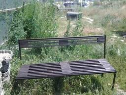 Садовая скамейка Скамья