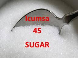 Сахар производство Бразилия, стандарт Icumsa 45