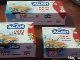 """Сахар рафинад тм """"АСАН"""" 300 гр."""