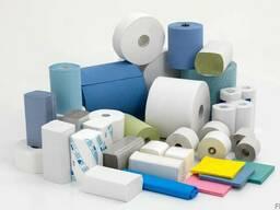 Салфетки,туал.бумага,бумажные полотенца