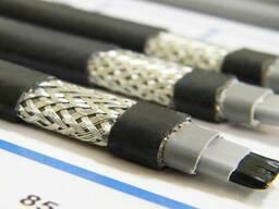 Саморегулирующийся нагревательный кабель (обогревает трубы)