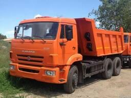Самосвал Камаз 65115-6058