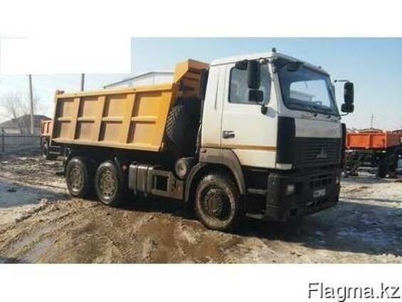 Самосвал МАЗ 650108