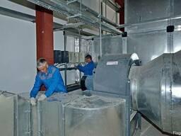 Сантехника вентиляция отопление канализация - фото 2