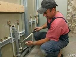 Сантехника вентиляция отопление канализация - фото 4