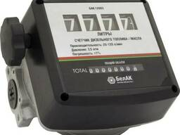 Счетчик дизельного топлива БелАК БАК. 12003