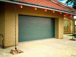 Секционные гаражные (подъемные) ворота