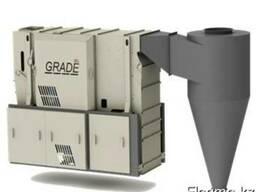 Сепараторы очистки зерна grade bel и astrum bel