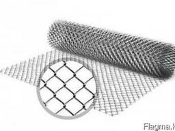 Сетка Рабица 1.4 мм ячейка 10 мм
