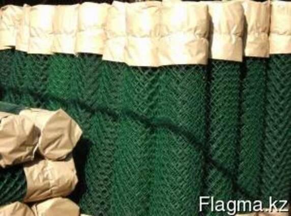 Сетка Рабица в полимерном покрытии