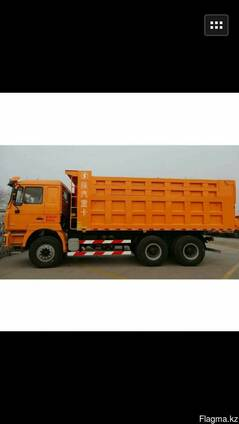 Shacman 25 тонн