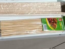 Шампура деревянные 40 см