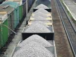 Щебень, песок оптом от завода с доставкой - фото 2