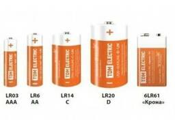 Щелочные элементы питания (батарейки)